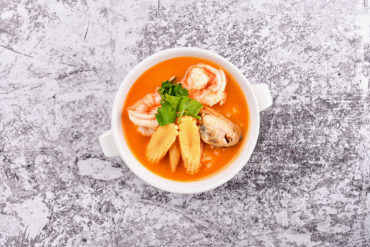 B9 Суп Том-Ям