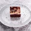 """Торт """"Шоколадно-ягодный"""" с вишней"""