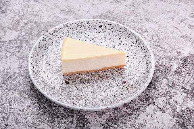 """""""New-York"""" cheesecake"""
