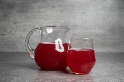 T152 Home-made drink