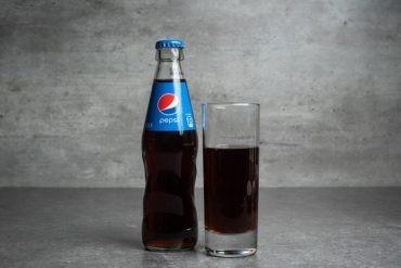 T211 Лимонад Pepsi