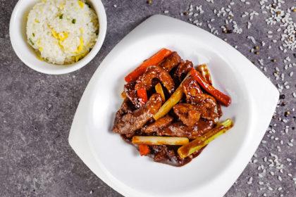 Beef Harbin style F6