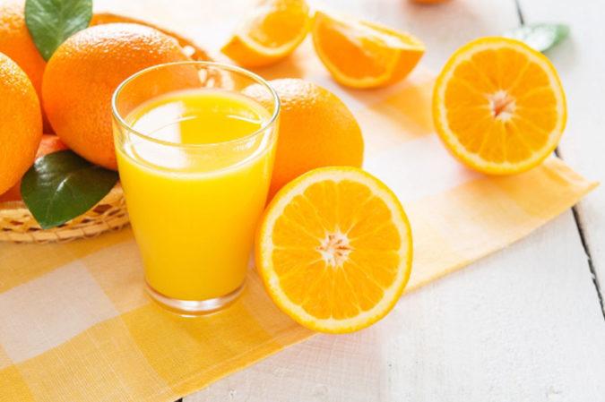 Orange juice T19