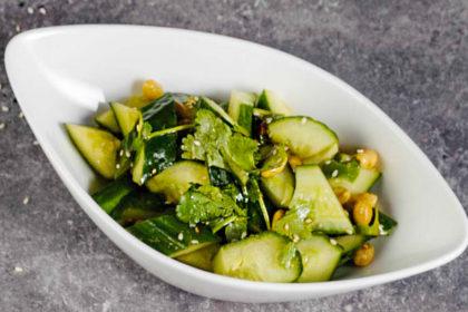 A15 Сucumber salad