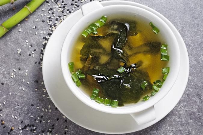 B1 Мисо-суп