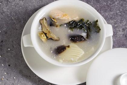 Chinese fish soup B5