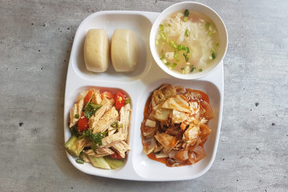 Bento-lunch A