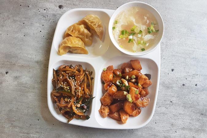 Bento-lunch C