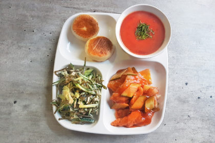 Bento-lunch F (Monday,Wednesday,Friday)