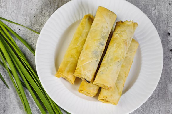 """Vietnamese rolls """"Chả Giò"""" - Q19"""