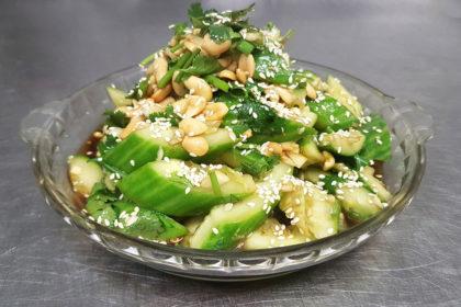 Q3 Cucumbers salad