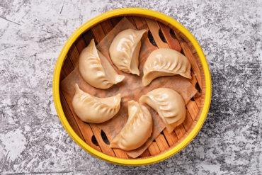 Б2 Цзяоцзы со свининой и китайским луком