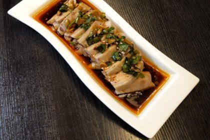 H1 Курица под соусом из сычуаньского перца